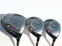 New womens Golf Clubs Honma S-03 complete clubs set Drive+fairway wood+irons Graphite Golf shaft and headcover Free shipping(China)