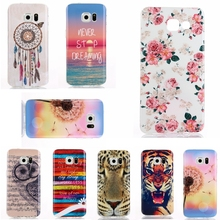 Top Quality Cute Soft Back Cover Case For Samsung Galaxy A5 2017 J2 J3 J5 J7 Prime S8 S7 Edge A3 2016 Owl Rose Bags Capa Coque
