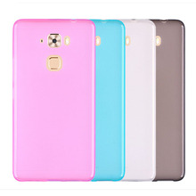 TienJueShi TPU Silicone Protective Cover Shell Pouch Bag Skin Accessories Case For MEDION LIFE X5520 MD 99657 5.5""