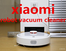 3 YEARs warranty 2016 NEW BEST Original XIAOMI robotic vacuum cleaner wifi and self charge(China)
