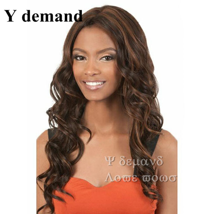 Synthetic african american curly wigs for black women Afro Long layered blonde wig with bangs Umehim Sexy hair wigs<br><br>Aliexpress