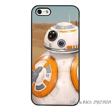 BB8 Droid Star Wars Force Awakens Scene Phone Case Cover For iPhone 4 5 5C 6 6S Plus 7 7Plus Samsung Galaxy S3 S4 S5 S6 S7 Edge