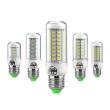 Energy Saving AC 220V 110V E27 LED Bulb Lamp Replace Fluorescent Light 5730 SMD 24 36 48 56 72LEDs lampada Led Light