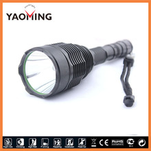 E17 10W CREE XML T6 LED flashlight 3800lumen high power led torch long range for 2pcs 18650 rechargeable battery free shipping