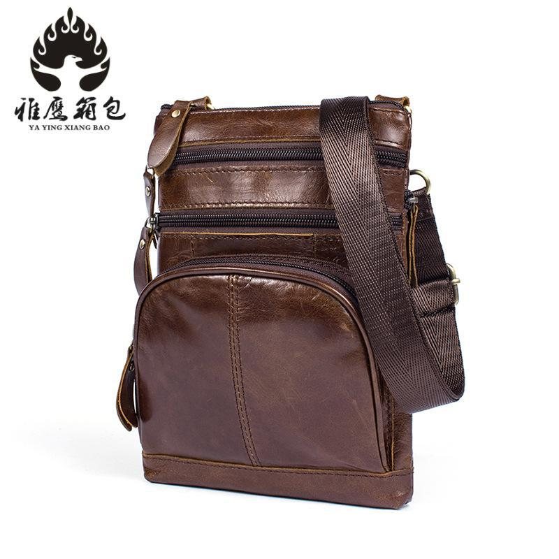 Genuine Leather Bag Men Leather Bags Messenger Bag Laptop Male Man Casual Tote Shoulder Crossbody Bags Handbags Men<br>