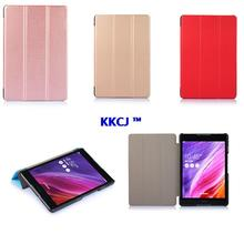 CY Ultra Lightest and Thinnest Protective PU Leather Stand Case For ASUS ZenPad Z8 Verizon ZT581KL 2016 Tablet Smart Cover(China)