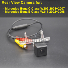 Car Rear View Camera for Mercedes Benz C E Class W203 W211 2001 2002 2003 2004 2005 2006 2007 2008 Wireless Reversing Camera