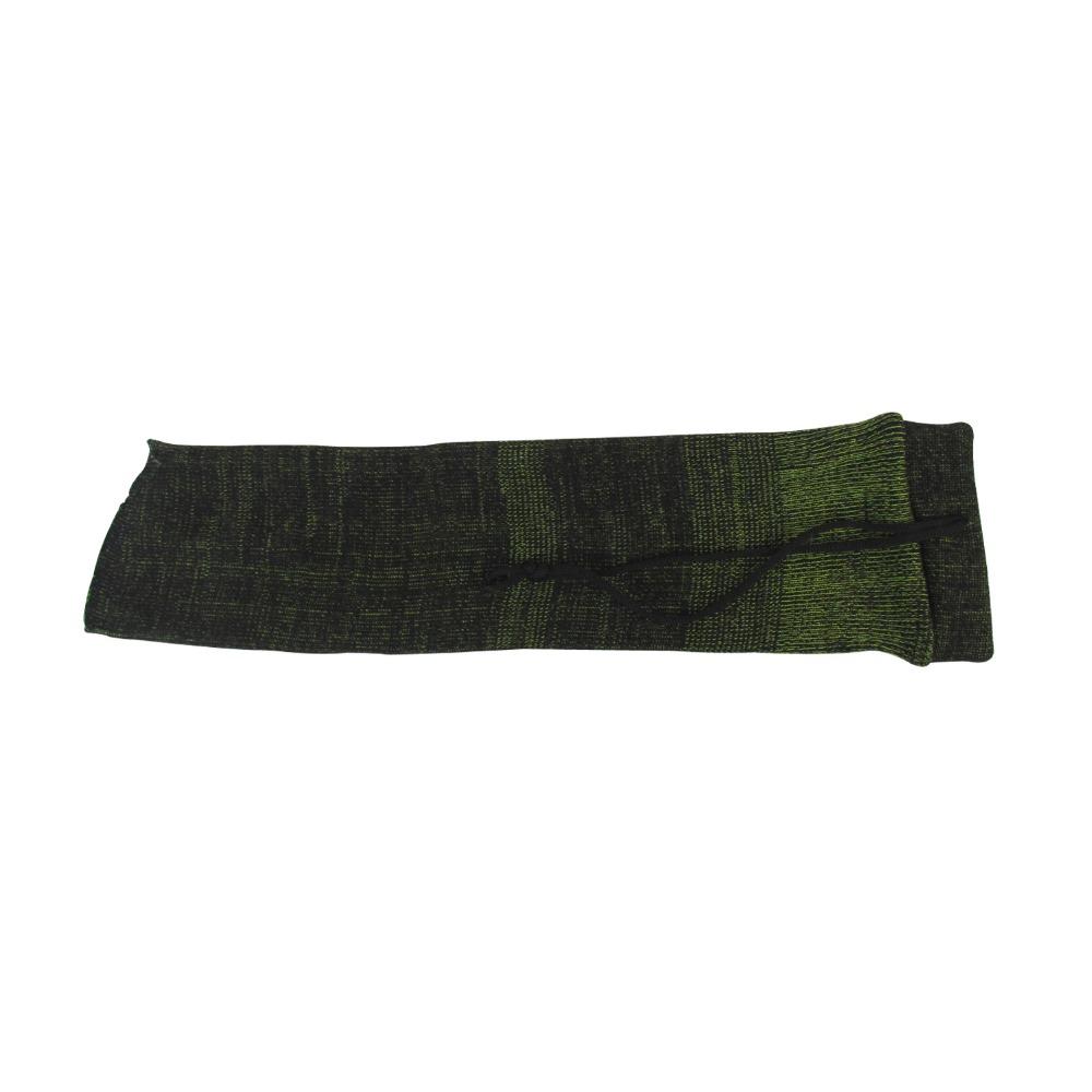 Tourbon-Tactical-Silicone-Treated-Knit-Pistol-Gun-Firearm-Sock-Fishing-Reel-Cover-Gun-Handgun-Protector-Green
