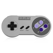 Original 8Bitdo SNES30 Wireless Bluetooth Gamepad Pro Game Controller for iOS Android PC Mac Linux(China)