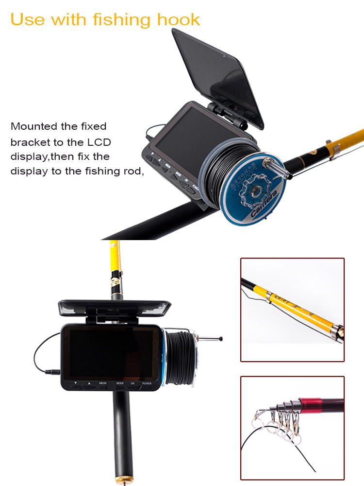 Underwater camera WF06 12