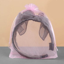 20pcs/lot 15*20cm Organza Bags Wedding Jewelry Pouches Candy Cookie Packaging Bags Nice Gift Bag Event Party Packing Supplies(China)