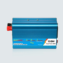 Inverter Pure Sine Wave DC 12V AC 220V 150W 50HZ Power Inverter  Car inverter