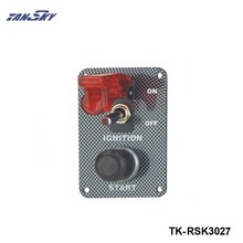 TANSKY - Racing Switch Kit Car Electronics/Switch Panels-Flip-up Start/Ignition/Accessory For Ford Mustang 01-07 TK-RSK3027