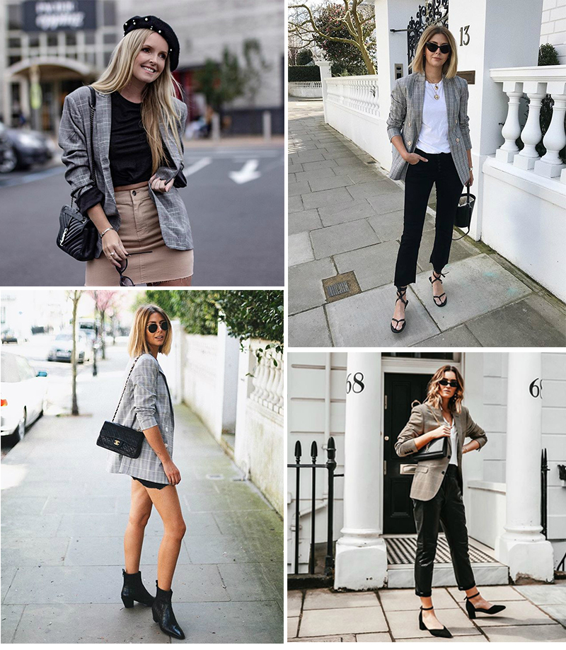 women blazer2018