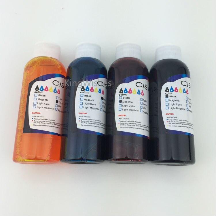 Free Shipping 4PCS T7911 T7912 T7913 T7914 Edible Ink For Epson WF-5620DWF WF-5690DWF WF-5110DW WF-5190DW WF-4640 WF-4630<br><br>Aliexpress