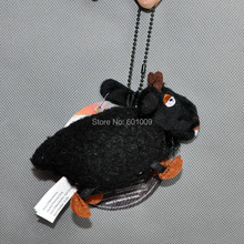 "Free Shipping 10/Lot * How To Train Your Dragon 2 * BLACK SHEEP Plush toy 5.5""(China)"