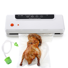 Vacuum Food Sealer Household Multi-function Vacuum Sealer Machine Automatic Food Saver Vacuum Sealing Packer Plastic Packing Mac