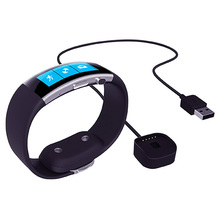 Mini Magnetic Micro USB Charger Cradle Dock For Microsoft Band 2 Fitness Tracker(China)