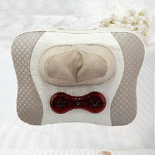2016 Most Popular Kneading&Shiatsu Neck Massage Pillow Neck Massager Electric for Sale