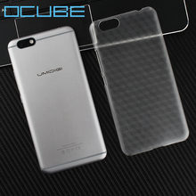 Ocube Crystal Case Umi C Note Hard PC Back Cover Ultra Thin Transparent 5.5 inch Mobile Phone - HHBO & K store