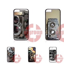 Cell Phone Case vintage twin reflex camera For Sony T2 X XA For Huawei G6 G7 G8 Honor 5A 8 Note 8 LG G2 G3 Mini K7 V20