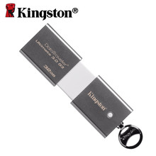 Kingston usb flash drive speed usb 3.0 64gb pendrive 128gb 150MB / s R 70MB / s W usb stick Stylish capless design memory stick(China)