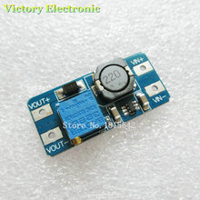 MT3608 DC-DC 2A Adjustable Step Up Boost Power Supply Converter Module 2-24v Input M