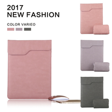 Bestchoi New PU Leather 14 13 inch Laptop Bag Laptop Sleeve Dell/Hp/Lenovo/Toshiba/Asus/Acer Men Waterproof 12 Laptop Case