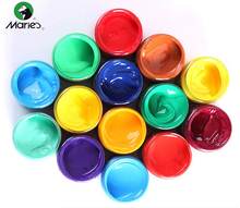 1pc Acrylic Paints 100ML  Maries Hand-painted wall painting textile paint colored Art Supplies AOA019