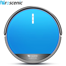 Proscenic 811GB Robotic Vacuum Cleaner Low Noise Slim Design Electric Control Water Tank Robot Aspirador with Boundary Magnetic(China)