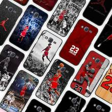 forever michael jordan Black Case Cover Shell Protective for Samsung Galaxy J1 J2 J3 J5 J7 2016 2017