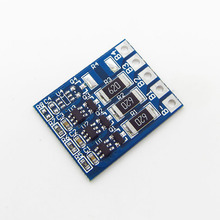 3 string 11.1V 18650 lithium battery equalizer board 12.6V polymer battery equalizer board Winder