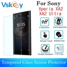 Buy VSKEY 20pcs 2.5D Tempered Glass Sony Xperia XA2 Screen Protector XA2 Ultra Protective Film for $11.99 in AliExpress store