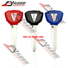 For Kawasaki Ninja ZX-6R ZX-7R ZX-9R ZX-10R ZX-12R ZX-14R ZZR400 motorcycle key blanks Free Shipping