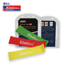 Kindmax Resistance Band Rubber Loops Sport Training Equipment Pilates Elastic Exercise Band