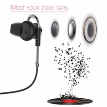 Heavy Bass Wired Earphones With Microphone Magical Sound Popular In Ear Earphone Music Earphones for Android System