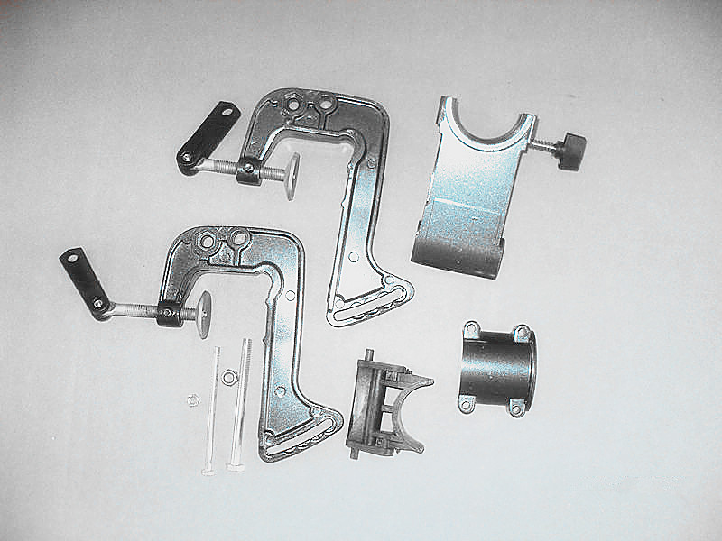 Automobiles & Motorcycles Boat Parts & Accessories Free Shipping Tank Bracket For 2 Stroke 4.0 Pi Hangkai Outboard Boat Motor Boat Hoop