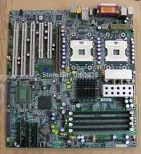 DHL EMS free shipping system board for TYAN S2665 MEDICAL WORKSTATION MOTHERBOARD FOR R610 Celsius tested working
