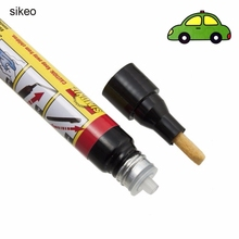 sikeo Car Painting Pens Clear Car Scratch Remover Repair Pen Clear Coat Applicator For All Car Whole 100p(China)