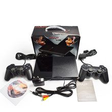 TV video game consoles Double fighting games Built-in 48 games support up to 32GB downloadable game consoles