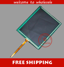 "1pcs/Lot 4 Wire Resistive Industry Touch Screen Panel Digitizer Glass 5.7"" inch 132*105mm for Launch X431 Master LCD"