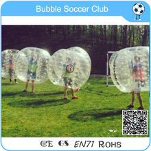 Big Discount 1.2m TPU Inflatable Soccer Ball ,Inflatable Bumper Ball , Inflatable Body Zorb Ball For children(China)