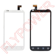 For THL W3 Touch Screen Digitizer glass White by free shipping; 100% Warranty(China)