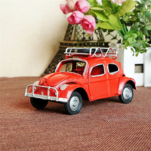 HAOCHU Diecast Alloy Toy Metal Car Scale Simulation Antique Cars Model Children Gift Collection Craft Home Decoration