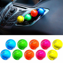 2 pcs Car Air Fresheners Car Styling The Solid Air fragrance Freshener Perfume for Car Air Condition decals Vent Air Freshener