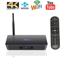New X92 Smart TV BOX 3GB RAM 32GB ROM Android 6.0 Amlogic S912 Octa Core 4K Mini PC KD 16.1 5.8G Wifi Bluetooth Media Player(China)