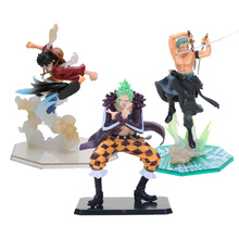 Figuarts zero Anime One Piece Bartolomeo Action Figures One piece Figure Luffy's Fan Bartolomeo PVC Collectible Model Doll Toys(China)