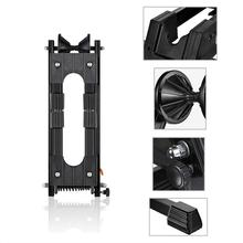 Portable Black Double Pole Bicycle Parking Rack High Quality Mountain Bike Maintenance Support Frame Repair Bracket(China)