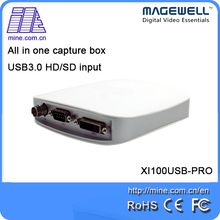 Magewell XI100XUSB-Pro All in one capture box USB 3.0 HD/SDI input