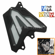 New Black Motorcycle  Accessories Front Sprocket Cover CNC Aluminum for Yamaha MT-07 2013-2016 FZ-07 2015-2016
